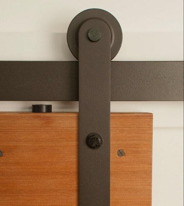 Cast Iron Roller Hardware for Sliding Barn Door