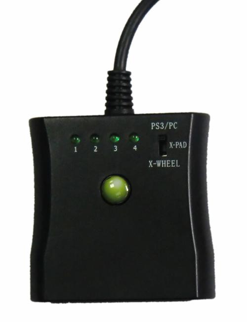 Ps2 To Xbox360 Controller Converter