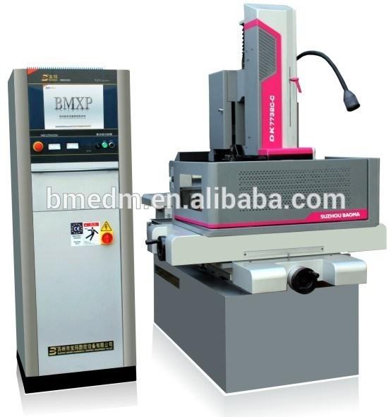 New Desinged High Speed CNC EDM Wire Cutting Machine Dk7732c-C