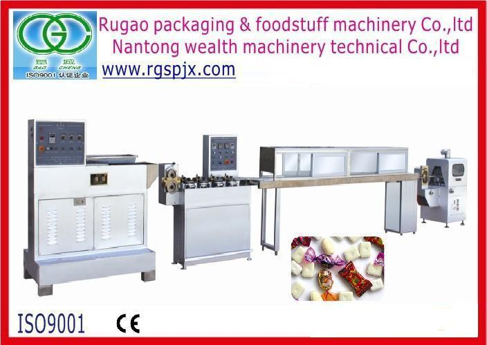 Jrt-38 Filled Soft Candy Production Line
