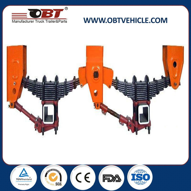 Obt Trailer Truck Suspension Leaf Spring for Sale