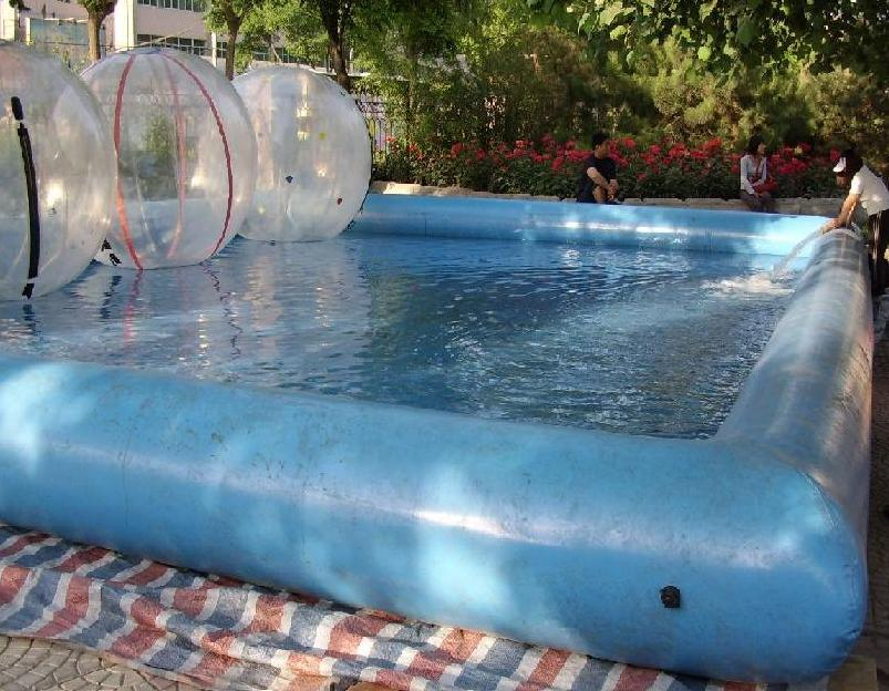 Rubber Swimming Pools : China pvc swimming pool facilities nb rubber