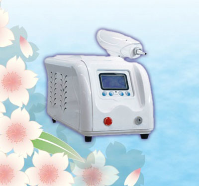 Mini Q-Switched ND YAG Laser Tattoo Removal Machine