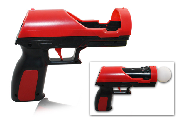 ps3 move rifle. Mini Gun for PS3 Move