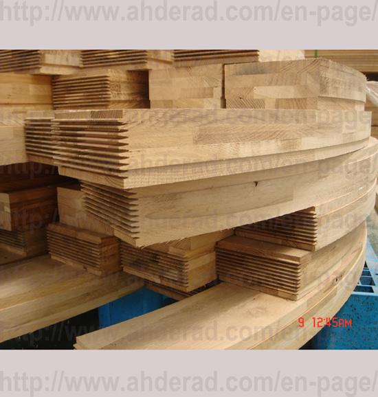 Madera laminada empalme del dedo madera laminada empalme for Finger joint wood doors