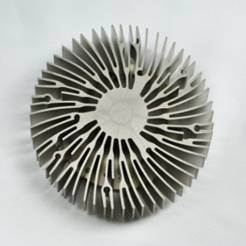 Copper Skived Fin Heatsink (HS-001)