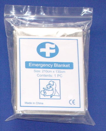 Emergency blanket 130