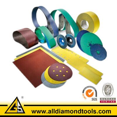 Coated Abrasive Diamond Tools
