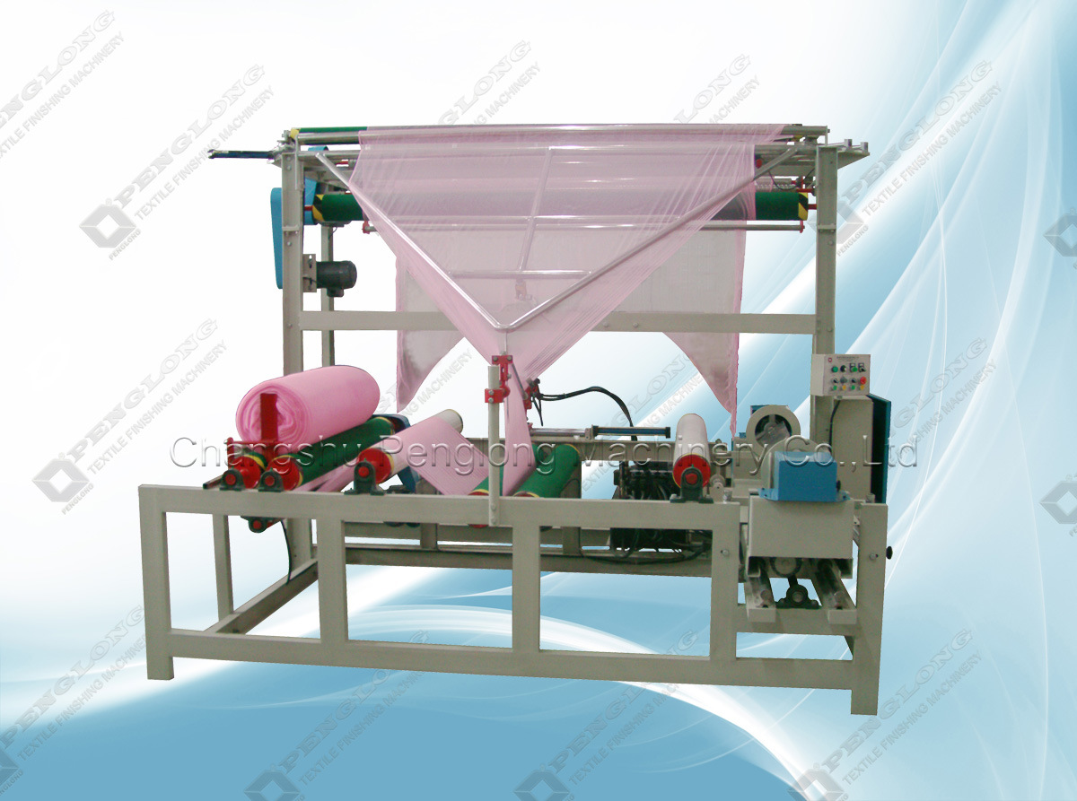 cloth folding machine