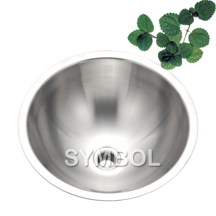 kitchen satin single bowl sink ssss 1414 china single