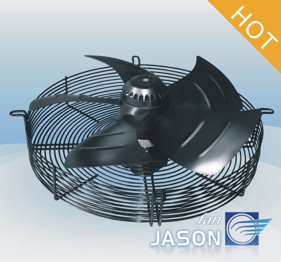 Industrial Cooling Fans : Double voltage industrial condenser cooling fan fj ed