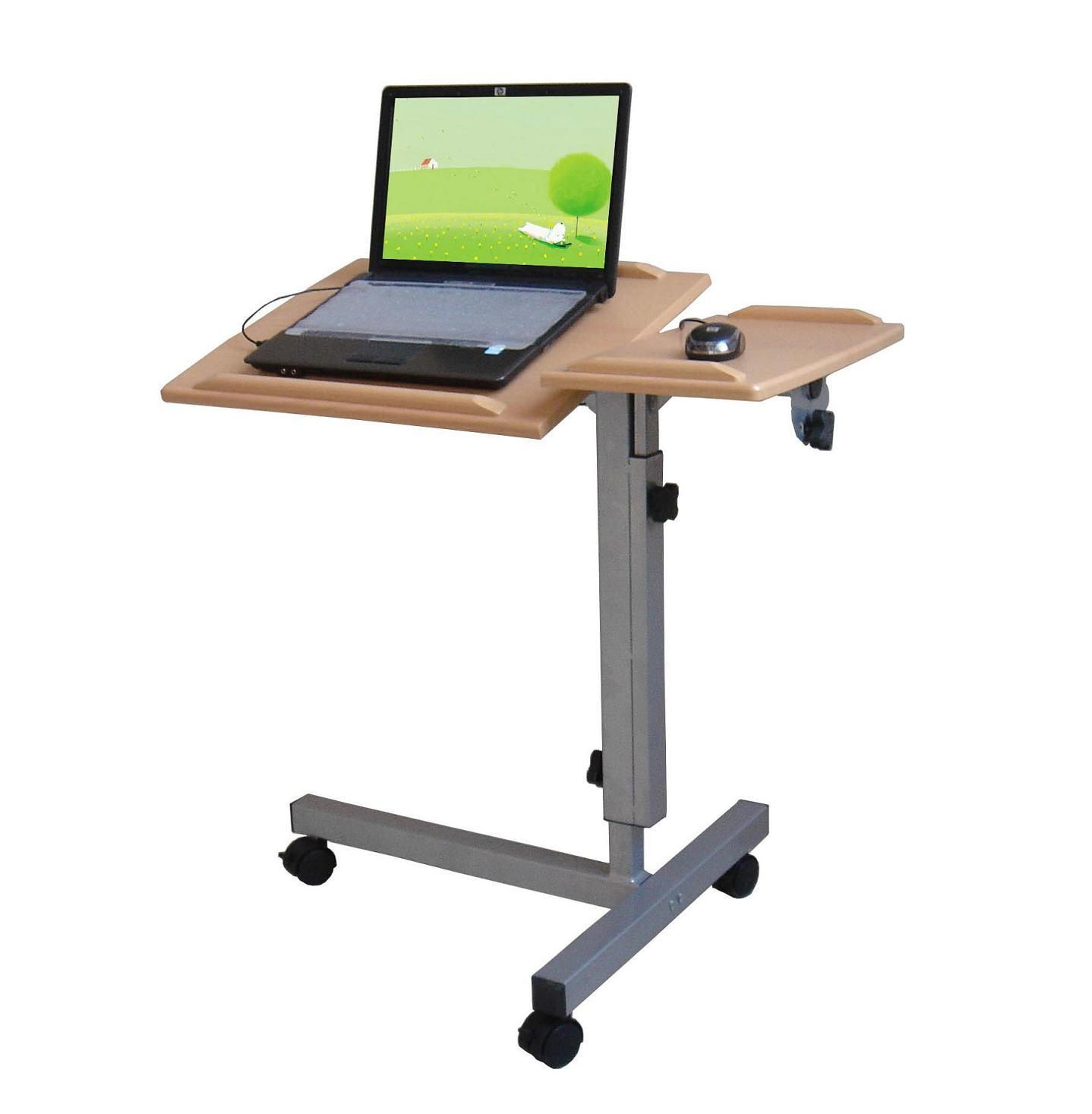 Lifting laptop desk laptop table 2t 1