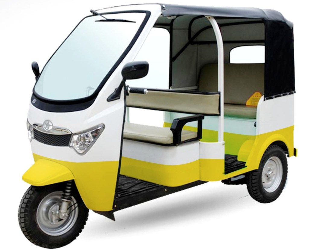 No. 1 Quality Electric Passenger Rickshaw (JBDCQ300K-03)