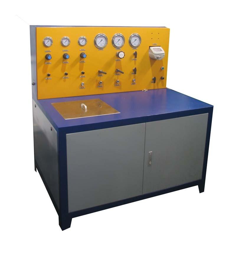 20 Mpa CNG Pressure Regulator Test Bench -SHIINEEAST