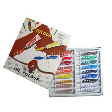 Oil Paint Color (NH07008)