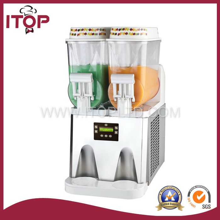 Cover with LED Light Commercial Slush Machine