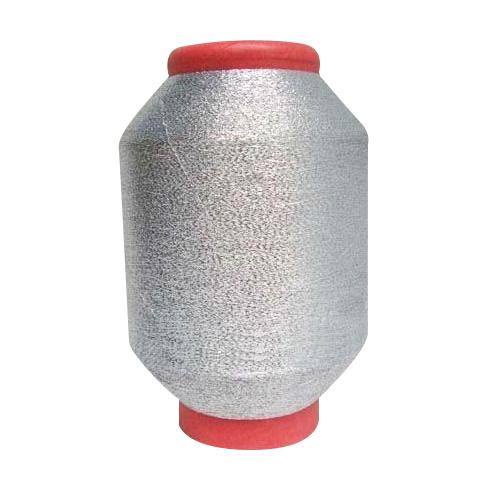 Mh Type Metallic Yarn Weaving Polyester
