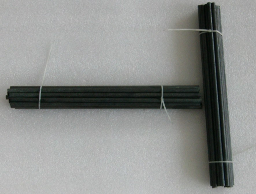 99.95% Black Molybdenum Bars Dia10mm for Furnace