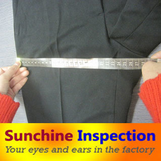 Garment Quality Control / During Production Inspection / Pre-Shipment Inspection / Container Loading Check / Lab Test on Textile