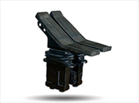Ldpv Pedal Valve for Excavator (Middle Size Excavator)
