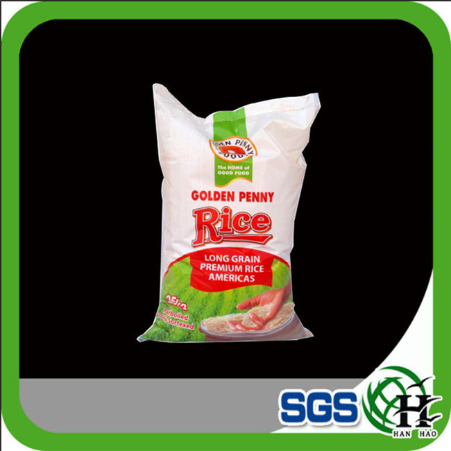 High Quality Factory Price Rice Bag