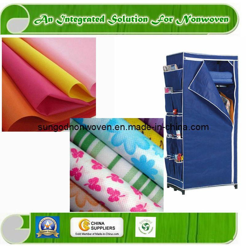 PP Spunbonded Nonwoven Fabric for Garderobe