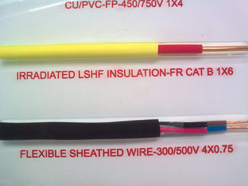 PVC Insulated Flexible Wire (RV 300/500V)