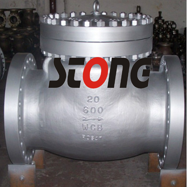 ANSI API Cast Steel 600lb Swing Check Valve