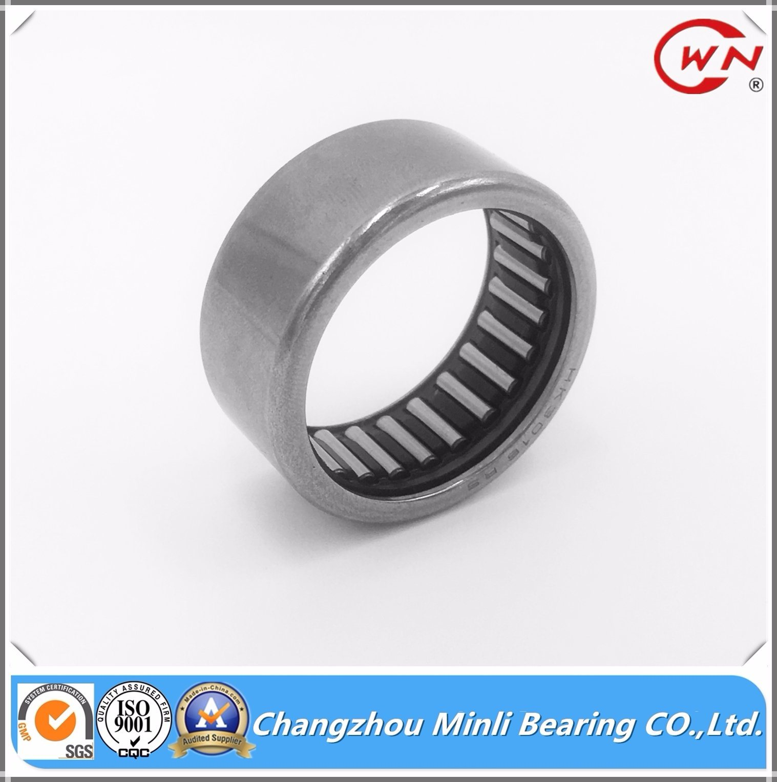 China Hot Sell Drawn Cup Needle Roller Bearing with Seals