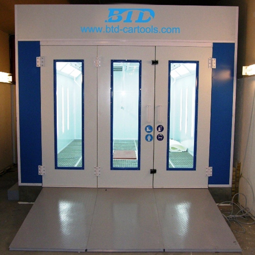 Btd 7600 Spray Paint Booth (CE, Spray Booth, 2 Years Warranty Time)
