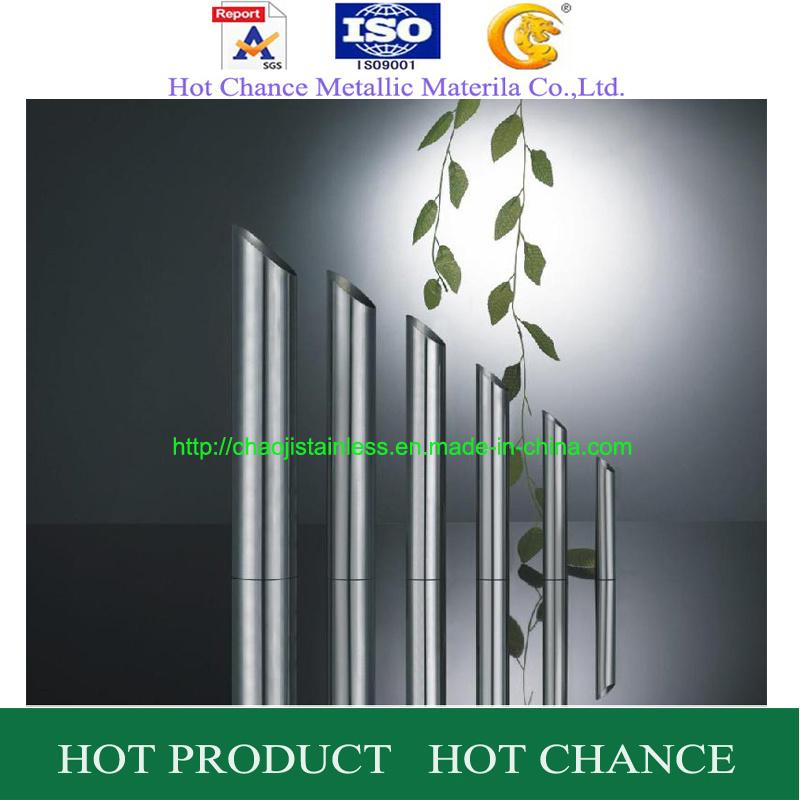 SUS201, 304, 316 Welded Stainless Steel Pipe