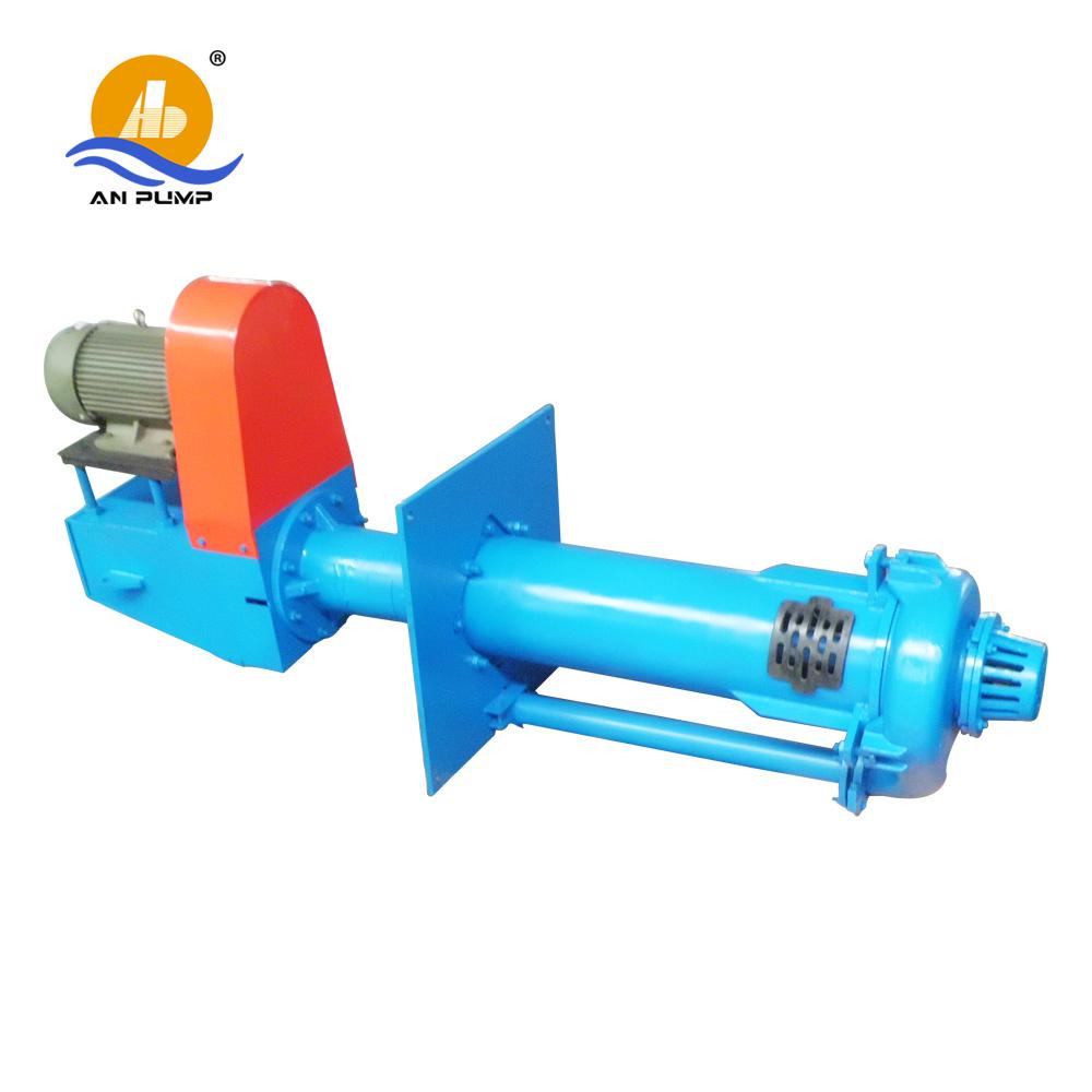 Submersible Vertical Gold Mining Sump Slurry Pump