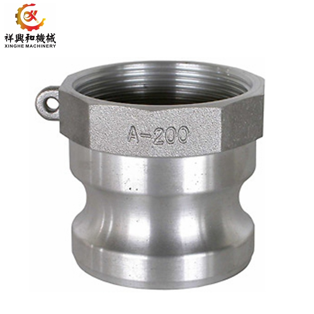 Stainless Steel Quick Camlock Coupling
