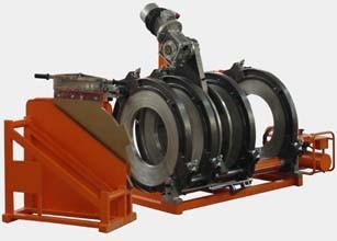 Bzh-800h HDPE Pipe Welding Machine