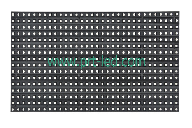 P10 SMD Outdoor 1/4 Scan LED Display Module with 1r1g1b