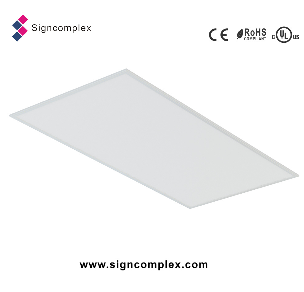 China UL Ce RoHS 2835SMD 55W LED Panel 1200X600 with 5years Warranty