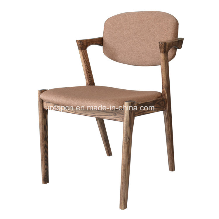 Leisure Solid Wood Cafe Lounge Chair for Living Room (SP-EC848)
