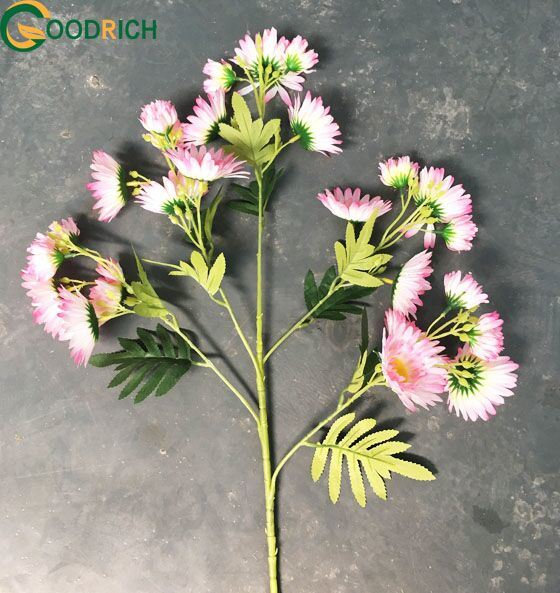 Single Artificial Silk Flower