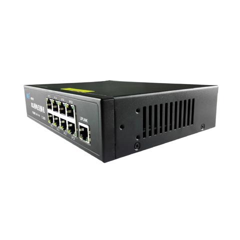 8 Port 10/100m G-Poe Power Switch