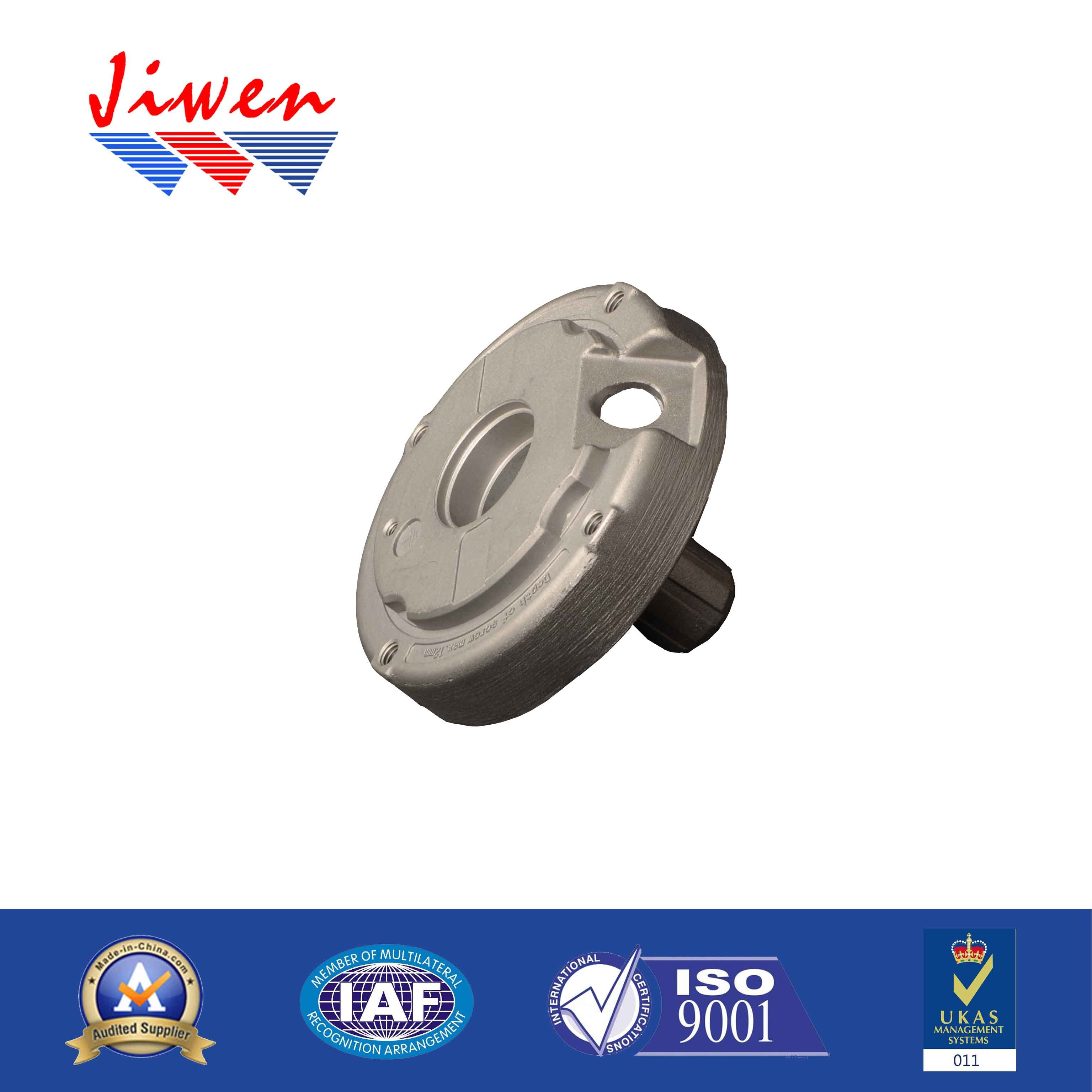 Custom Aluminum Alloy Outboard Motor Die Casting Parts