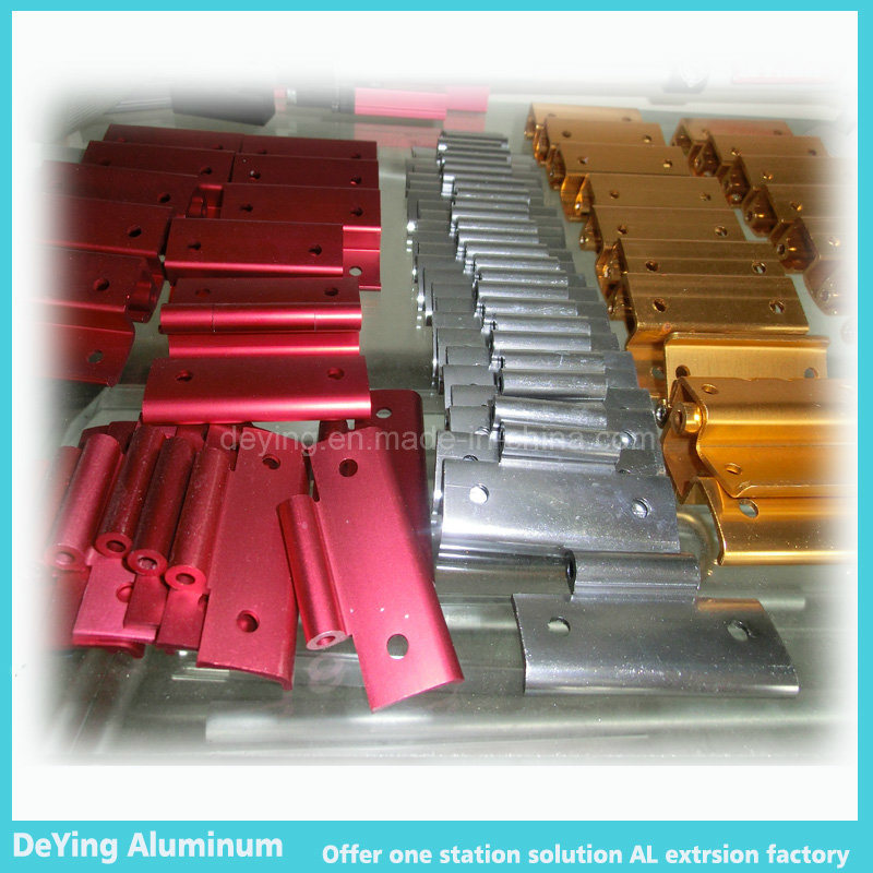 Competitive Aluminum/Aluminium Profile Extrusion Hardware for Suitcase Cabinet
