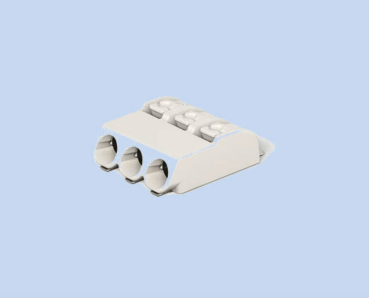 Terminal Block 4mm SMD Connector for LED Lighting for Wago