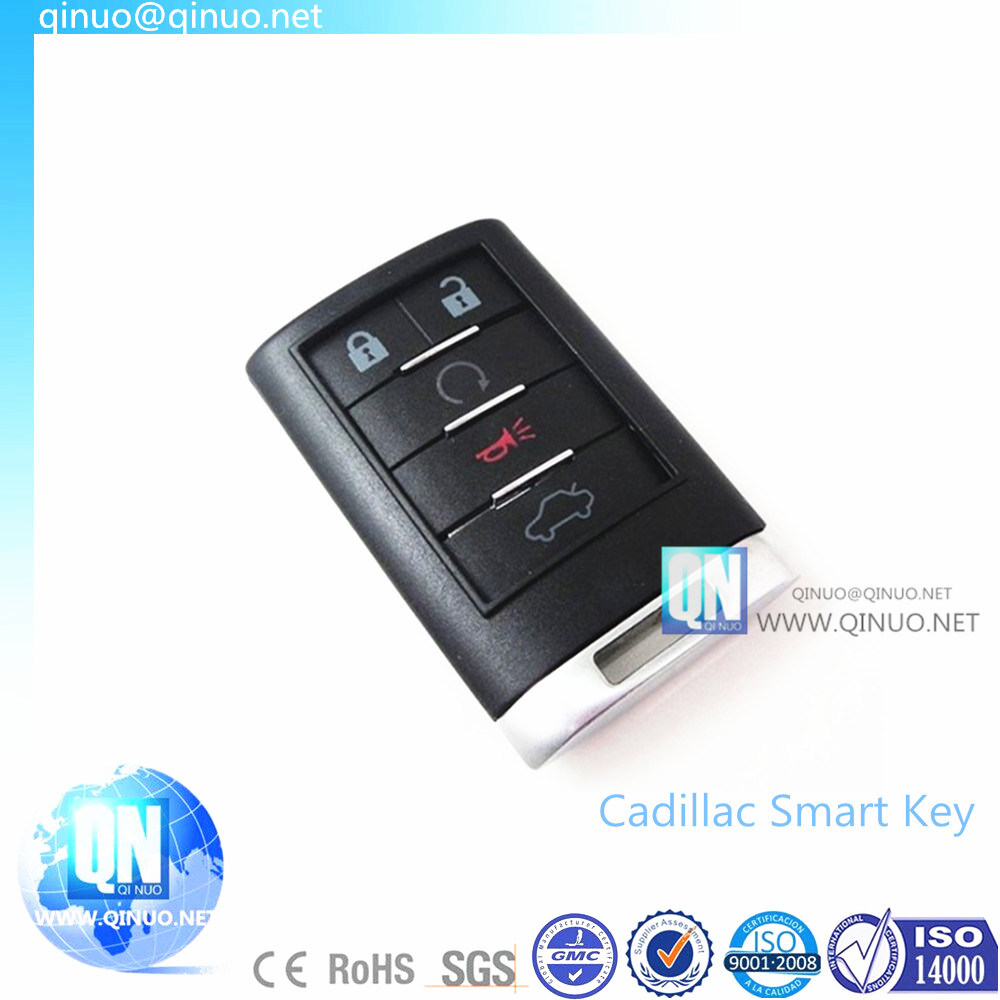 Auto Smart Key for Cadillac, Buick FCC ID Nbg009768t