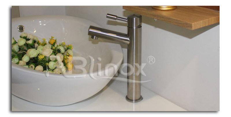 Hot Sale 304ss Basin Faucet Mixer (AB006)