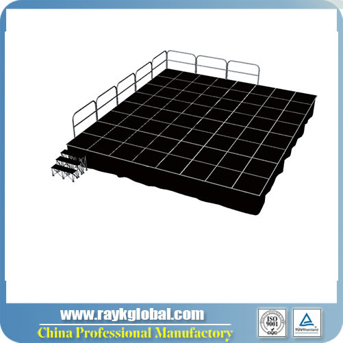 Hot Sale Anti-Slip Stage, Moving Stage, Mobile Stage