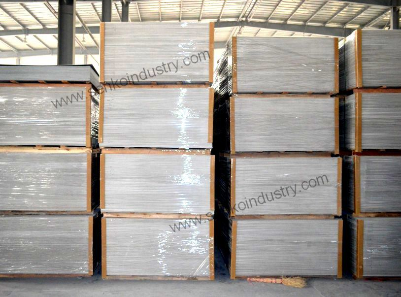 Compressed Fiber Cement Board/CFC Board/Wood Grain Fiber Cement Board