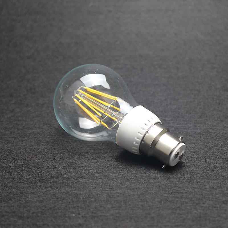 120lm/W E27 4W Vintage Edison St64 LED Filament Bulb