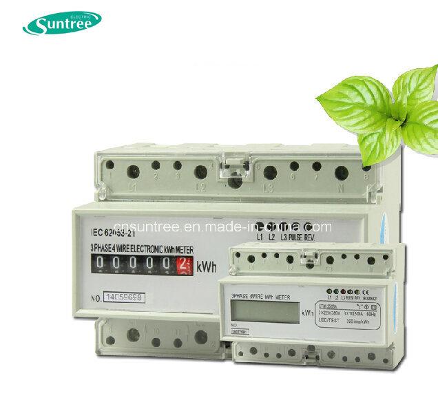 Kwh Meter Digital 3 Phase Kwh Meter Electric Meter