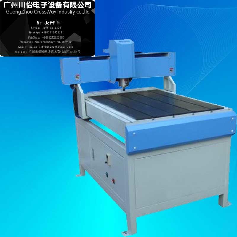 Advertising CNC Cutting Engraver Machine 6090
