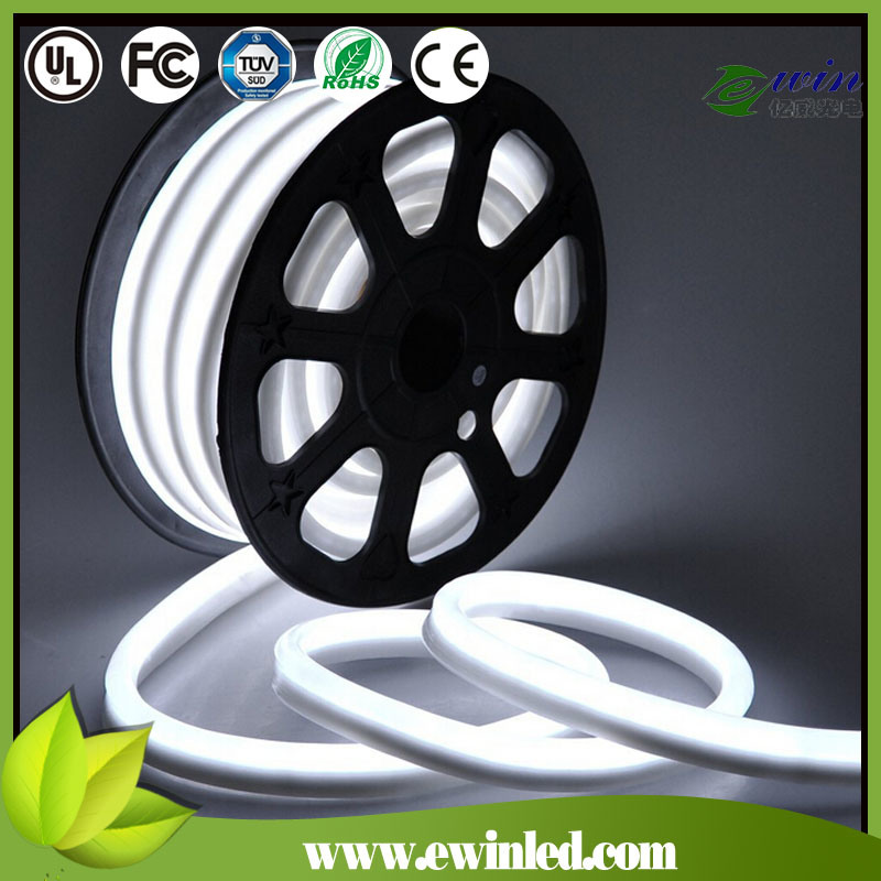 White Color LED Neon Soft Strip with KTV/Bar/Villa Ornament